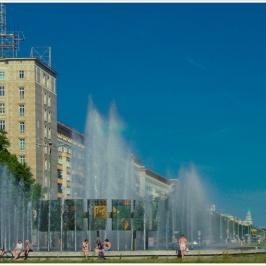 Brunnen machen das Klima erträglich - Foto: h|b