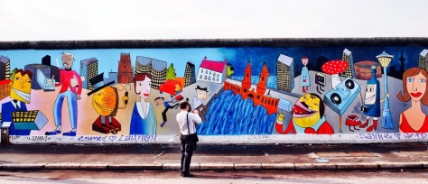 Jim Avignon, East Side Gallery