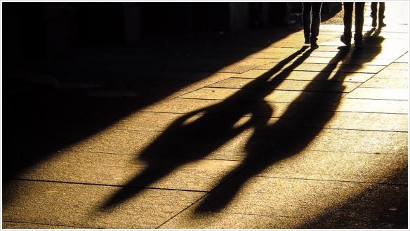 Lange Schatten - Foto: h b