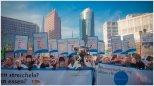 Auftakt der Demonstration war am Potsdamer Platz - Foto: h|b