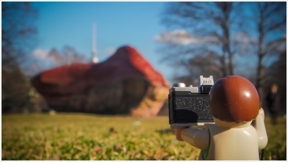 Der Ayers Rock in Berlin? - Foto: h|b