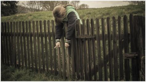Sprichwörtliche Haltung in dörflichen Gegenden - Foto: h|b