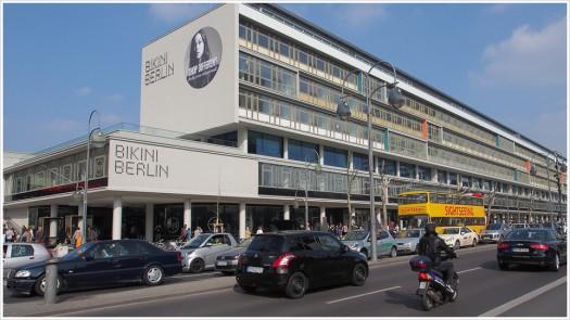 Bikini Berlin - Neue Shopping Mall an der Gedächtniskirche - Foto: h|b