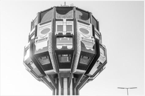 Der Bierpinselkopf - Foto: h|b