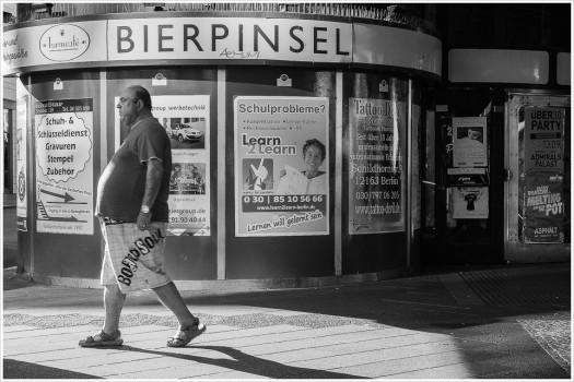 Bierpinsel macht Bierbauch - Foto: h|b