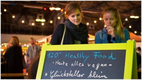 Gesundes Essen liegt im Trend - Foto: h|b