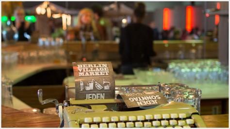 Berlin Village Market - Streetfood mit Musik - Foto: h|b