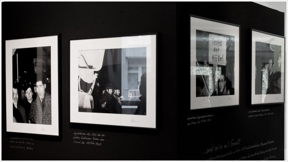 Künstler, Revolutionäre und Berliner - Foto: h b