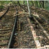 Längerer begehbarer Streckenabschnitt - Foto: h|b