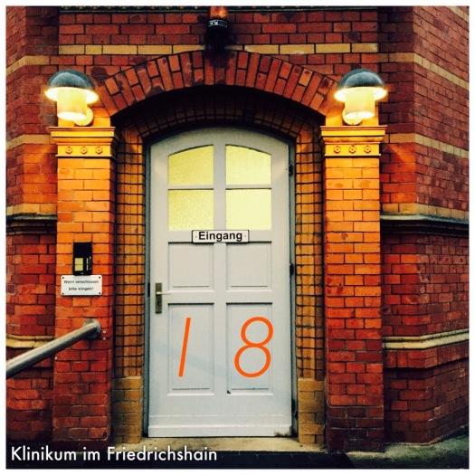 Schöne alte Tür - Foto: h|b