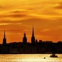 Die Altstadt von Stockholm - Foto: h|b