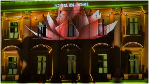 Festival of Lights - Hotel de Rome