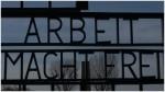 Eingangstor KZ Sachsenhausen