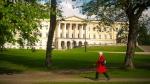 Norwegischer Regierungssitz in Oslo - Foto: h|b