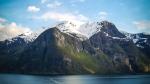 Ausfahrt durch den Aurlandsfjord - Foto: h|b