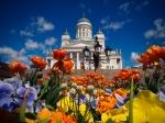 Die Kathedrale in Helsinki - Foto: h|b