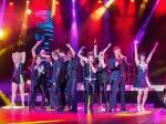 Die Showband der MS Eurodam - Foto: h|b