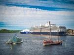 Im Hafen von Oslo - Foto: h|b