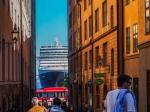 Durchblick in Stockholm - Foto: h|b