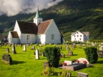 Friedhof in Olden - Foto: h|b