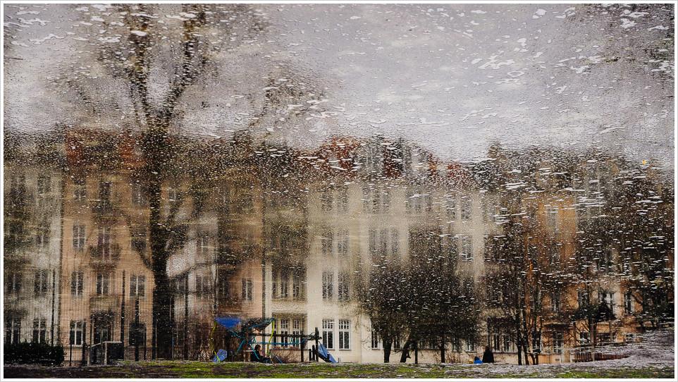Wasserspiegelung - Foto: h|b
