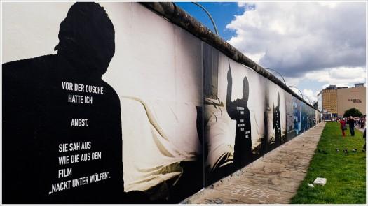 Ausstellung zur Berliner Mauer