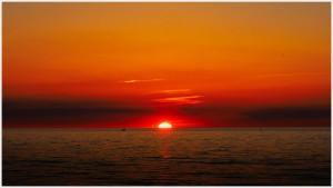 Halbe Sonne - Foto: h b