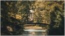 Blick auf Venustempel, Wörlitzer Park