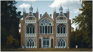 Gotisches Haus im Wörlitzer Park