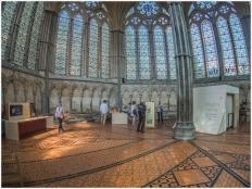 Magna Charta in der Kathedrale von Salisbury