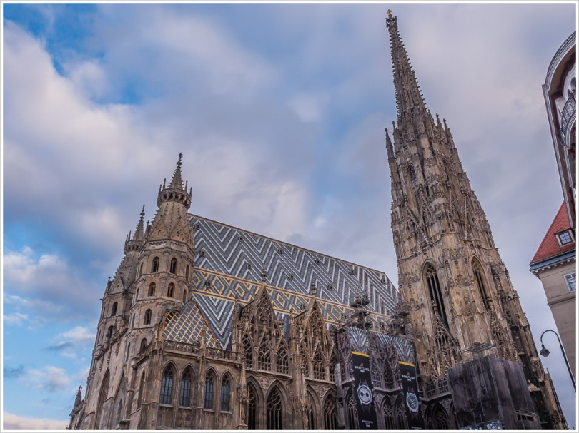 Stephansdom in Wien