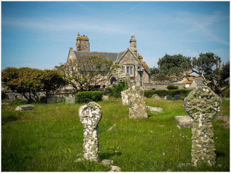 St. Michael's Mount Friedhof