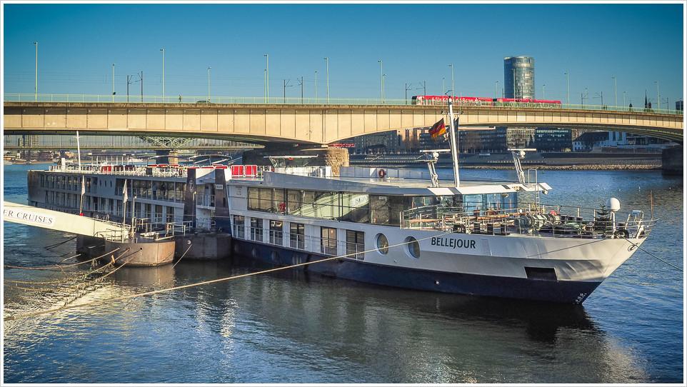 MS Bellejour in Köln