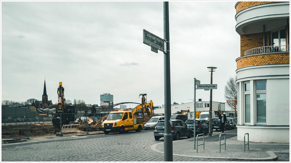 Revaler Straße in Berlin-Friedrichshain