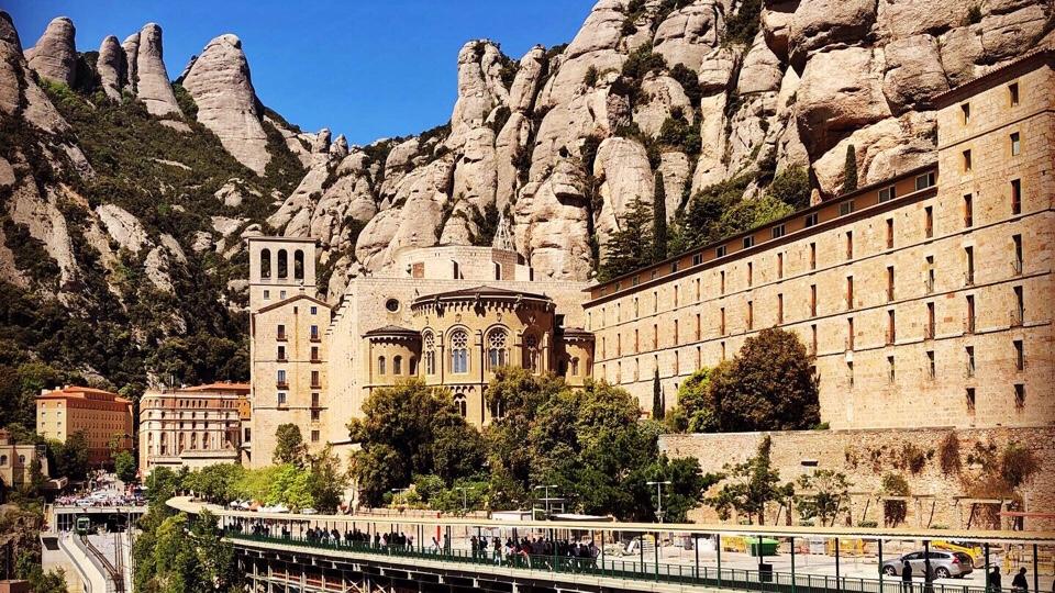 Kloster, Montserrat