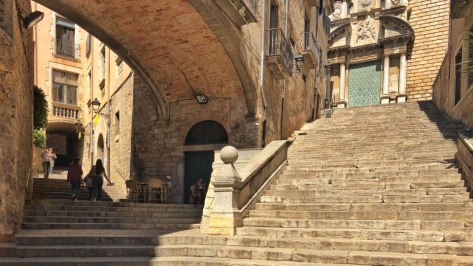 "Girona, Drehort ""Game of Thrones"""