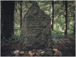 Grabstelle Fontane