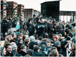 Potsdamer Platz Blockade