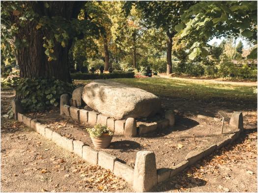 Grabmal des Friedrich-Emil Graf von Zieten
