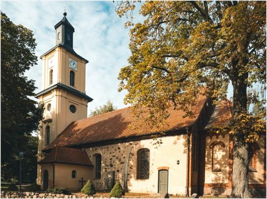 Kirche in Wustrau