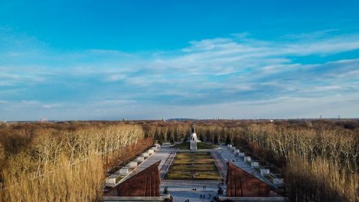 Sowjetisches Ehrenmal in Berlin Treptow