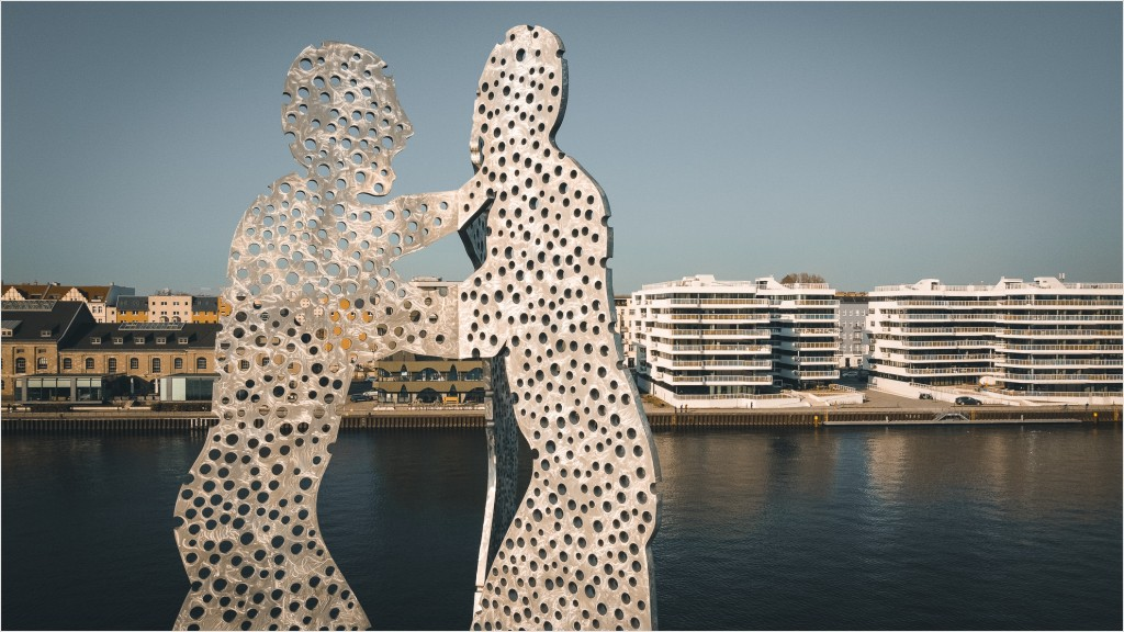 Der Molecule Man in Berlin