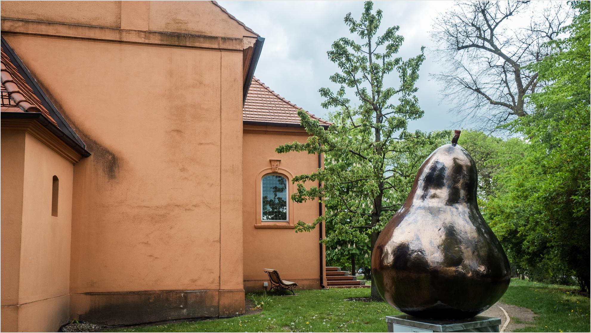 Birne mit Birnbaum in Ribbeck