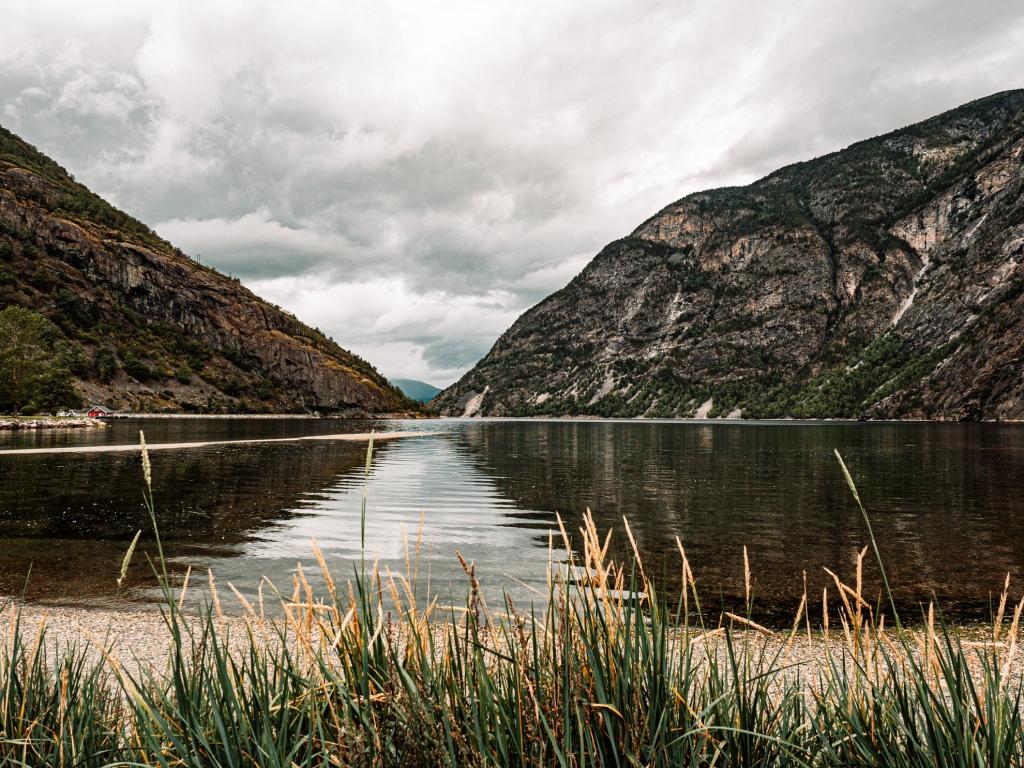 Der Lærdalsfjorden