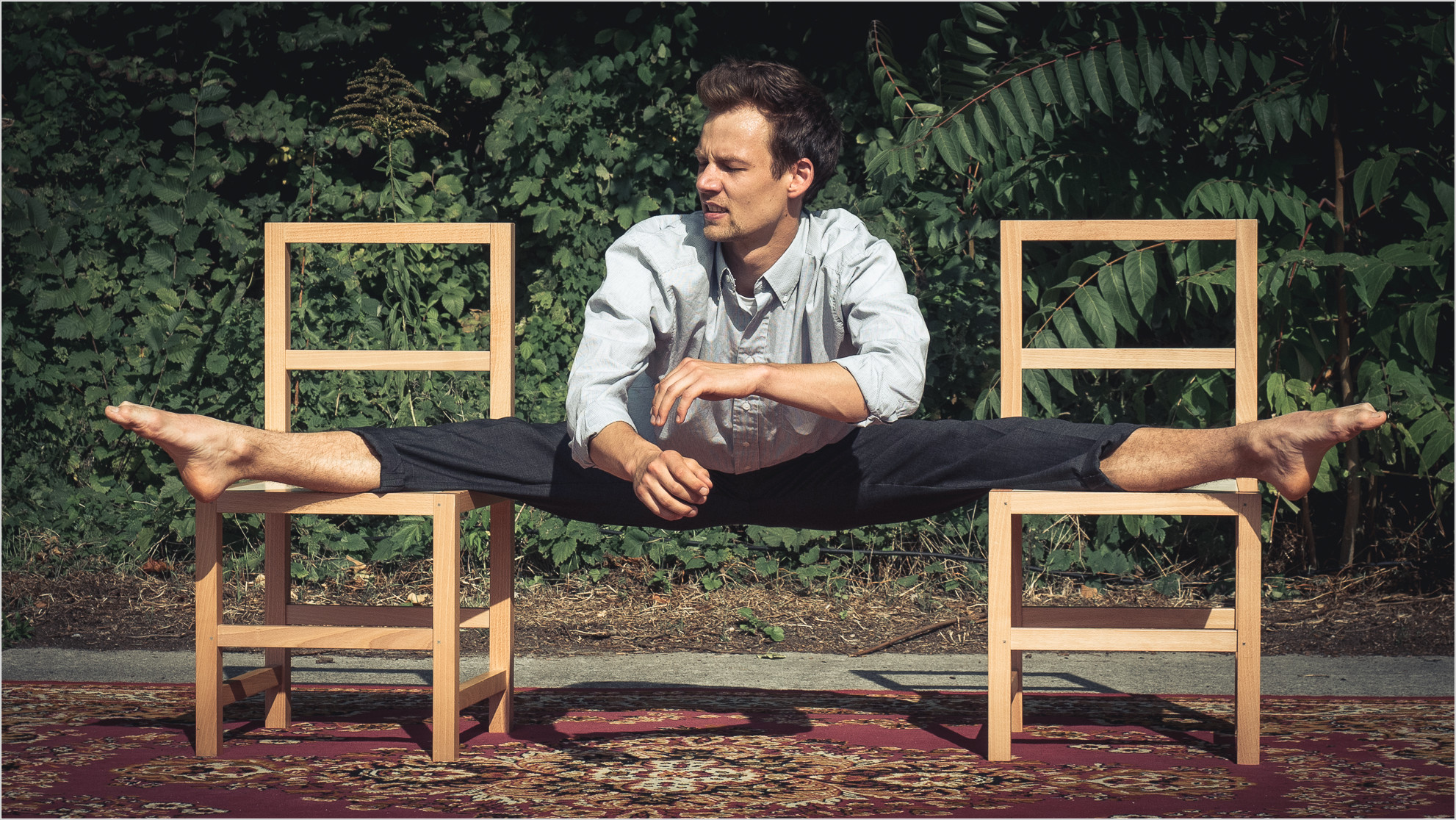 Mr. Moe zwischen den Stühlen