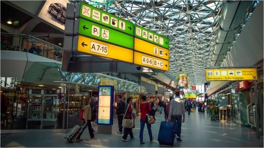 Flughafen Tegel Innenbereich