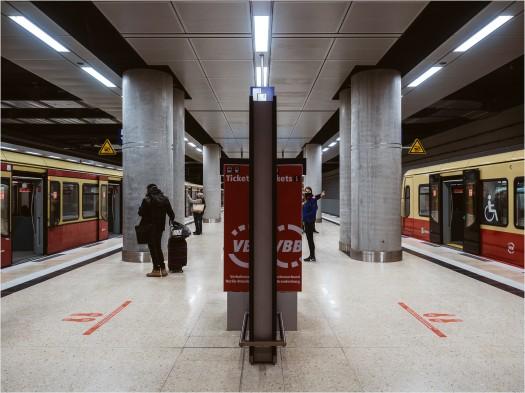 S-Bahnen am BER