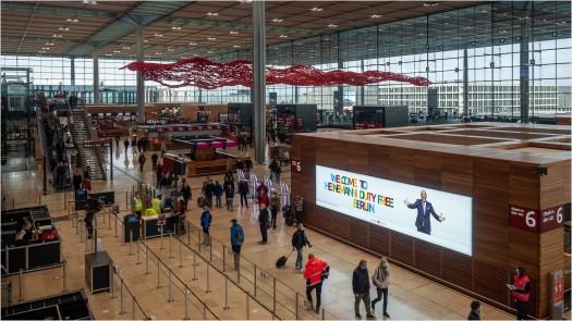 Terminal 1 am BER