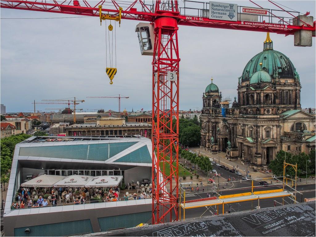 Tag der offenen Tür im Humboldtforum Berlin