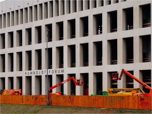 Humboldtforum im Bau